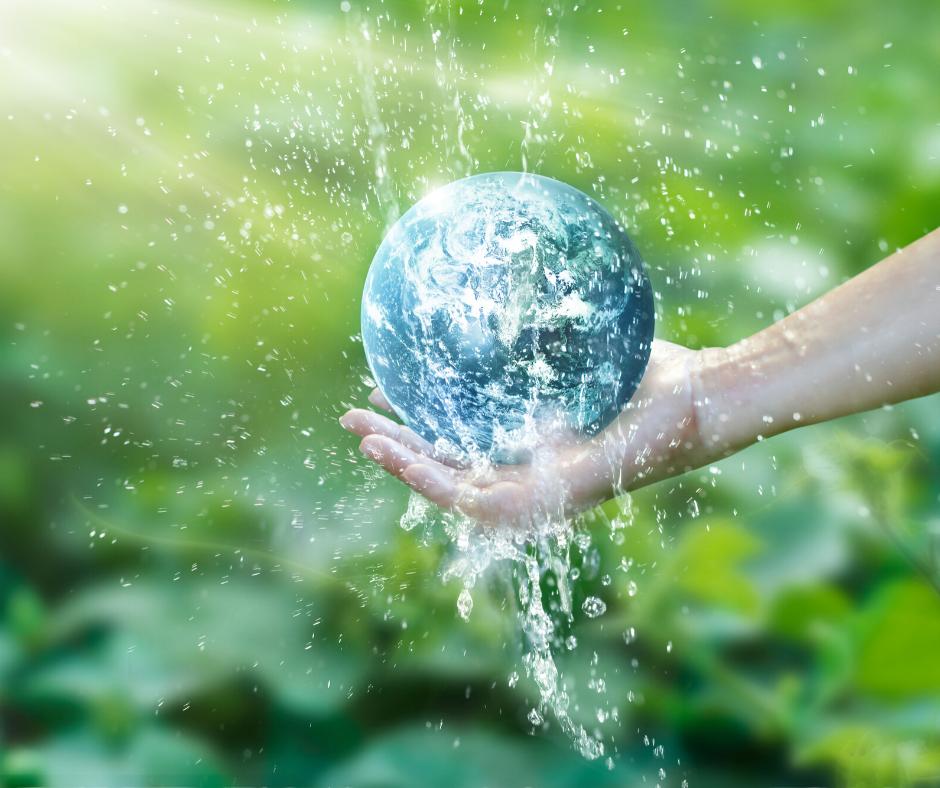 oszczędzaj wodę